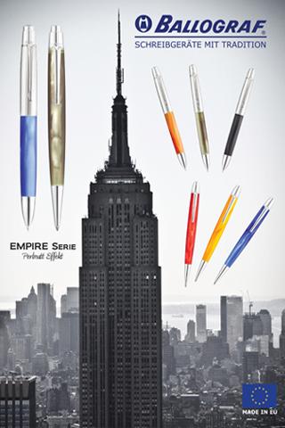 Ballograf EMPIRE Limited Edition